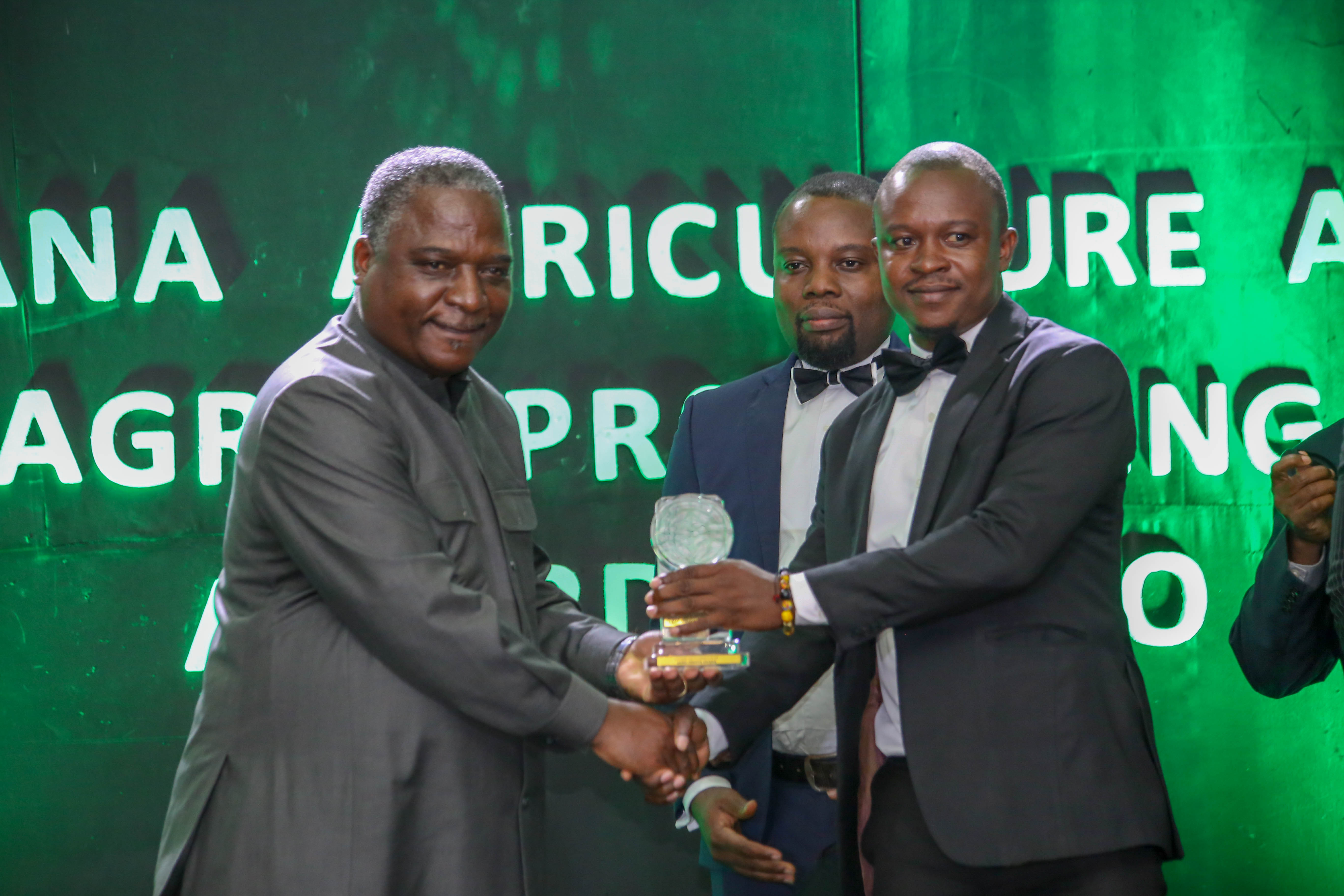 Agro Innova wins Outstanding Agro-Tech Company of the Year Award