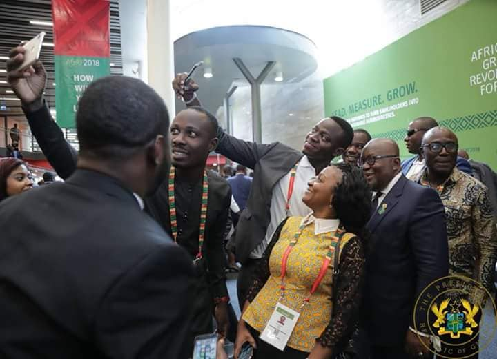 Meet the 2018 Pitch AgriHack entrepreneurs awarded before African Heads of States
