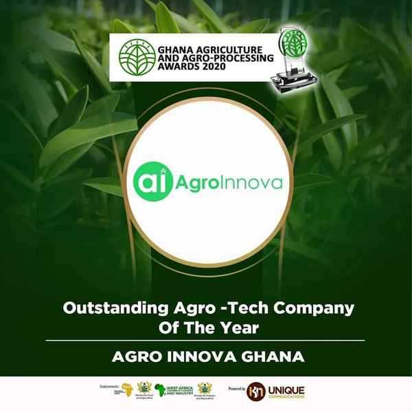 outstanding agro-tech company of the year